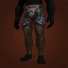 Wild Gladiator's Leggings, Warmongering Gladiator's Leggings Model