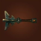 Razorwind Mace, Druidic Channeler's Mace, Sambino's Old Hammer, Steelspark Mace, Angerfang Mace, Splinterspear Mace, Mardenholde Mace, Irontree Mace Model