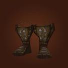 Wildevar Boots, Caribou Boots, Glade Wanderer Boots Model