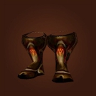 Bloodfist Greaves Model