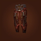 Tyrannical Gladiator's Mooncloth Leggings Model