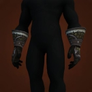 Relentless Gladiator's Chain Gauntlets Model