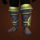 Boots of Zealotry, Bloodsworn Warboots Model