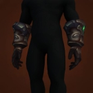 Gauntlets of Discarded Time Model