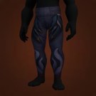 Tyrannical Gladiator's Felweave Trousers, Tyrannical Gladiator's Felweave Trousers Model