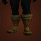 Padded Running Shoes, Stable Boots, Ranger Boots Model