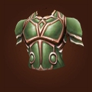 Wildguard Breastplate Model