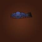 Quet'zal's Crackling Cord, Abandoned Zandalari Shadowgirdle Model
