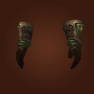 Gauntlets of the Iron Furnace, Adamant Handguards Model