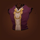 Runecloth Tunic, Starfire Vest Model