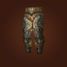Eternal Blossom Leggings, Eternal Blossom Legguards, Eternal Blossom Legwraps, Eternal Blossom Breeches, Fear-Blackened Leggings Model