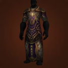 Heroes' Dreamwalker Robe Model