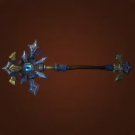 Malevolent Gladiator's Battle Staff Model