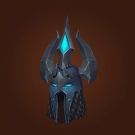 Sanctified Scourgelord Helmet, Sanctified Scourgelord Faceguard Model