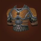 Breastplate of the Fifth Hunter, Merciless Breastplate, Merciless Breastplate Model