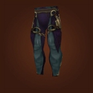 Sea-Cursed Leggings, Aerial Acolyte's Trousers, Soul Priest's Leggings Model