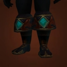 Treads of the Craft, Sandals of Leaping Coals Model