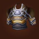Hauberk of Desolation, Tunic of the Ranger Lord, Lightningbringer's Hauberk Model