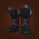 Tangleheart Greaves, Frostwolf Ringmail Boots, Moonchain Boots, Rangari Initiate Sabatons, Highland Greaves, Crag-Leaping Boots, Grom'gar Chain Boots, Boots of the Shadowborn Model
