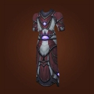 Robe of Glowing Stone Model