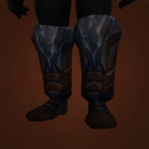 Boots of the Terrestrial Guardian Model