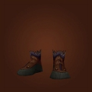 Maloof's Spare Boots, Treads of Banshee Bells, Maloof's Spare Boots, Enormous Ogre Boots, Lizard Skin Boots Model