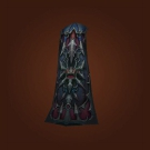 Cristof's Crushing Cloak, Longshot Forestcloak Model