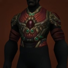 Tyrannical Gladiator's Ironskin Tunic, Tyrannical Gladiator's Copperskin Tunic Model