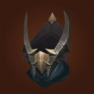 Hood of Clouded Sight, Peacebreaker's Satin Cowl Model