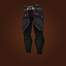 Primal Combatant's Leggings of Prowess, Primal Combatant's Felweave Trousers Model