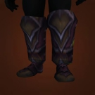 Guardian's Dragonhide Boots, Guardian's Kodohide Boots Model