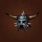 The Argent Crown, Helm of the Ley-Guardian, Arcane-Shielded Helm, Faceguard of the Hammer Clan Model