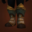 Slippers of Fiery Retribution, Scent-Soaked Sandals Model