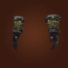Festering Fingerguards, Throatrender Handguards, Veincrusher Gauntlets Model