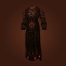 Merciless Gladiator's Dreadweave Robe, Merciless Gladiator's Felweave Raiment Model