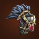 Dreadful Gladiator's Plate Shoulders, Crafted Dreadful Gladiator's Plate Shoulders Model
