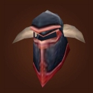 Helm of the Executioner, Boulderfist Helm, Clefthoof Helm, Ash-Covered Helm, Horns of the Illidari Model