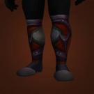 Sandals of Crimson Fury Model