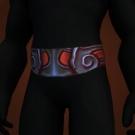 Venomtail Girdle, Earthstriker Belt, Stormbrew Belt, Mountaineer's Belt, Perpetual Static Belt Model