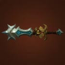 Polished Sword, Crane Temple Blade Model