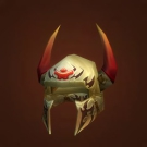 Wild Horned Helm, Gurn's Horned Helmet Model