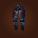 Crafted Dreadful Gladiator's Silk Trousers Model