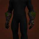 Savage Gladiator's Chain Gauntlets Model