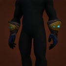 Corpse Scarab Handguards, Benefactor's Gauntlets, Bountiful Gauntlets Model