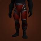 Leggings of Tirisfal Model