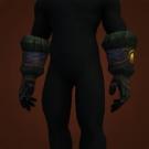 Hateful Gladiator's Kodohide Gloves, Hateful Gladiator's Wyrmhide Gloves, Hateful Gladiator's Dragonhide Gloves Model