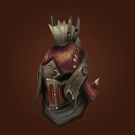 Grievous Gladiator's Leather Helm, Prideful Gladiator's Leather Helm Model