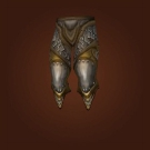 Replica Legionnaire's Mail Leggings, Replica Knight-Captain's Mail Legguards, Replica Legionnaire's Mail Legguards Model