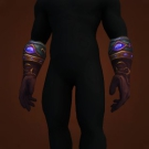 Aerial Acolyte's Gloves, Toothbreaker Grips Model