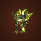 Firebird's Headpiece Model